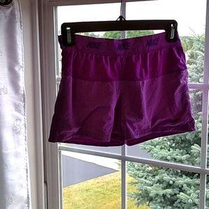 Girls Nike Athletic Shorts